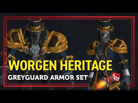 Worgen Heritage Armor Set