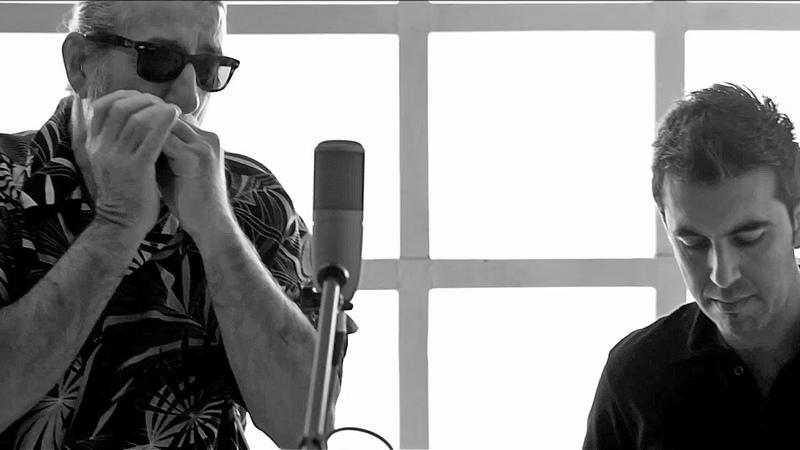 Studio Blues Ep 9 Fabio Treves Alex Gariazzo Special Video MusicOff