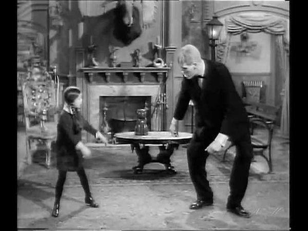 Танец Венcди и Ларча из Семейки Аддамс / Dance of Ventsdi and Larch from Addams Family