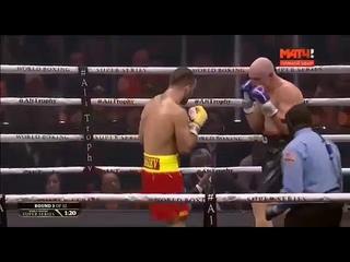 КРАСИВЫЙ НОКАУТ!! ГАССИЕВ ВЛОДАРЧИК!! Cassiev Wlodarczyk BRUTAL knockout!
