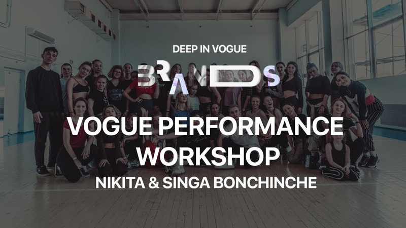 Workshop by Bonchinche Singa Nikita Deep in Vogue Brands 2019