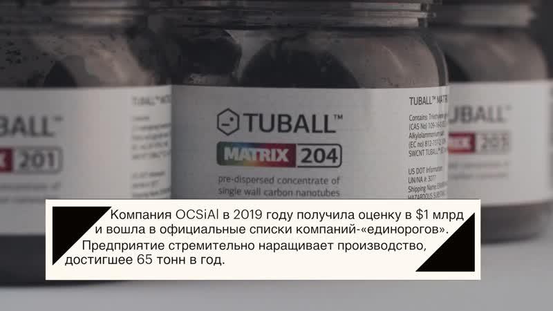 OCSiAl Ivideon Премия РБК 2019