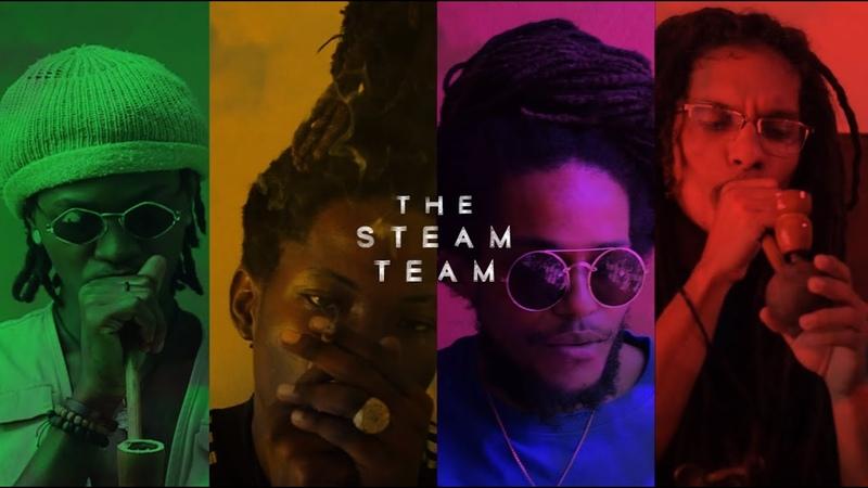 Know Herb Steamix - Ras-I, KALI GRN, Blvk H3ro 5Star Celestial (Haze St. Dub) Official Video