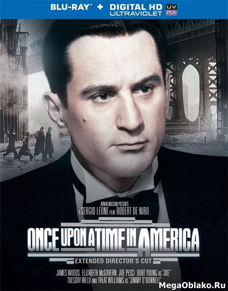 Однажды в Америке / Once Upon a Time in America [Extended Director's Cut] (1984/BDRip/HDRip)