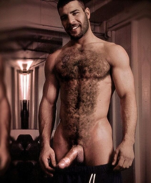 Nude Hairy Male Pictures