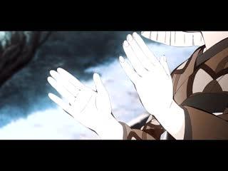 eye of the storm kimetsu no yaiba- demon slayer amv