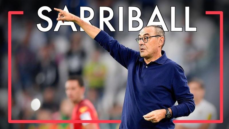 Tutti i Goal della Juve realizzati grazie al SARRIBALL