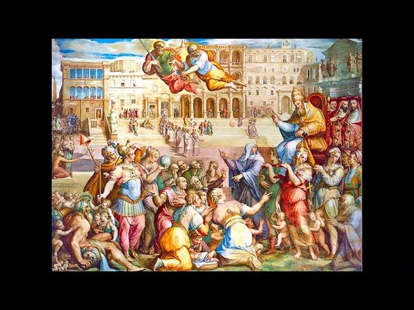 История Христианства 79 часть XV век Обмирщение высшего духовенства Западной Церкви