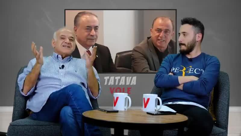 Galatasaray'da Fatih Terim kendi bindiği dalı kesiyor Ahmet Çakar TATAVA