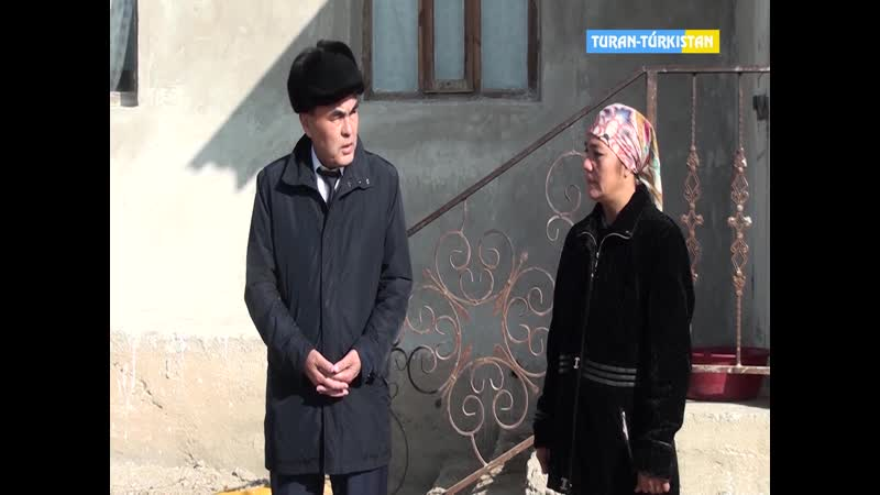 Тұран Түркістан Менің кәсібім жобасымен тұрмысы төмен отбасына көмек көрсетілді