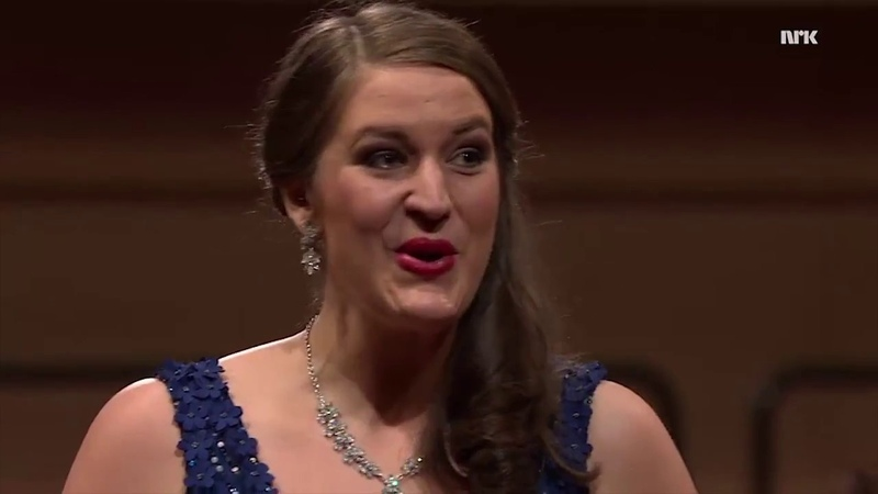 Lise Davidsen sings Richard Wagner: Dich teure Halle grüss ich wieder from Tannhäuser