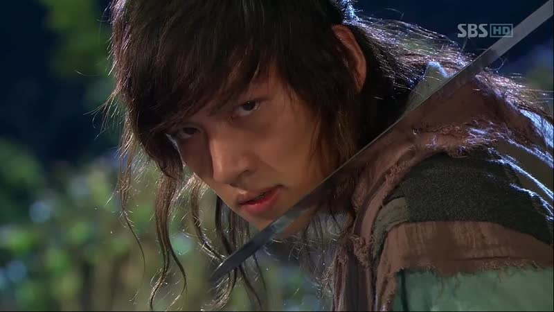 Эпизод из дорамы Воин Пэк Тон Су 14 сер Хочешь защитить стань сильнее
