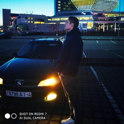 Дмитрий Алексеев, Минск