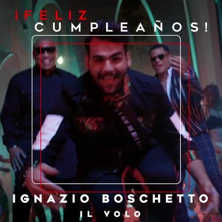 """Sony Music Latin on Instagram: """"Auguri @ignazioboschetto (@ilvolo)! Que tengas un gran cumpleaños. 🎉🙌 Felicítalo tú también. 🎊👇"""""""
