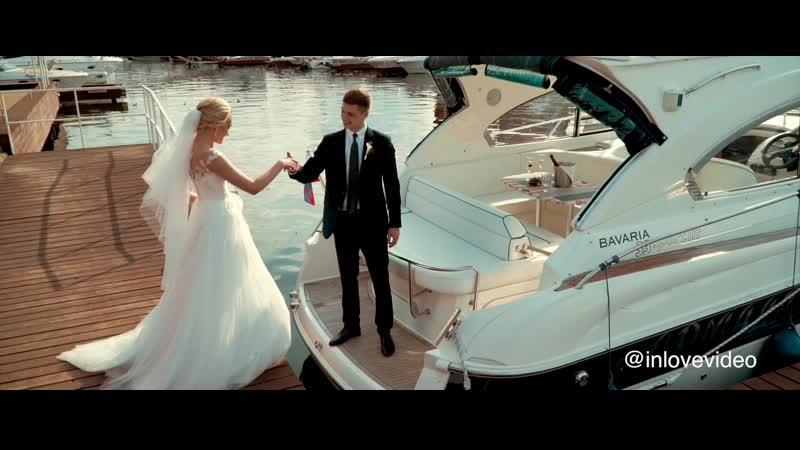 Свадебный клип видеооператор видеограф love story видеосъемка свадьба Москва