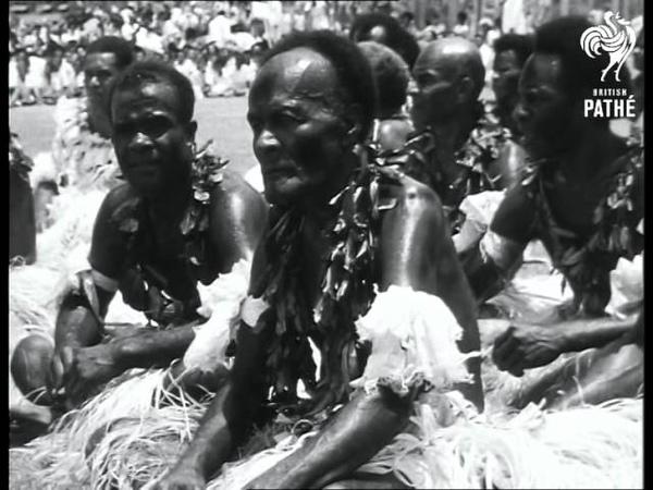 Selected Originals - Queen In Fiji (1953)