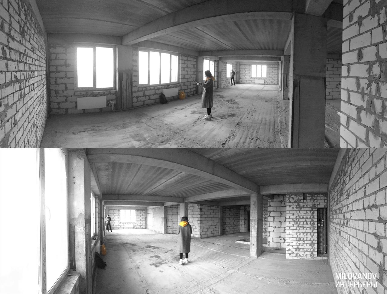 Проект от студии MILOVANOV INTERIOR DESIGN.