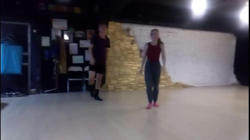 КОНТЕМПОРАРИ танцы во Владимире танцевальная студия the САХАР