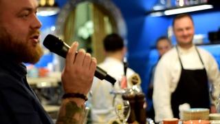 Гала-ужин в ресторане Pinot Grigio