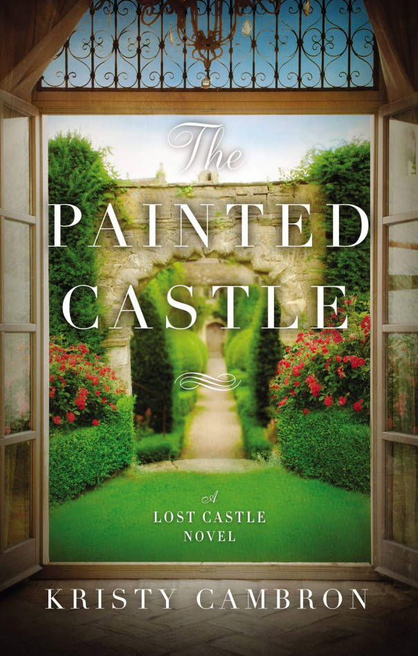 Kristy Cambron - [Lost Castle 02] - The Painted Castle (retail) (epub)