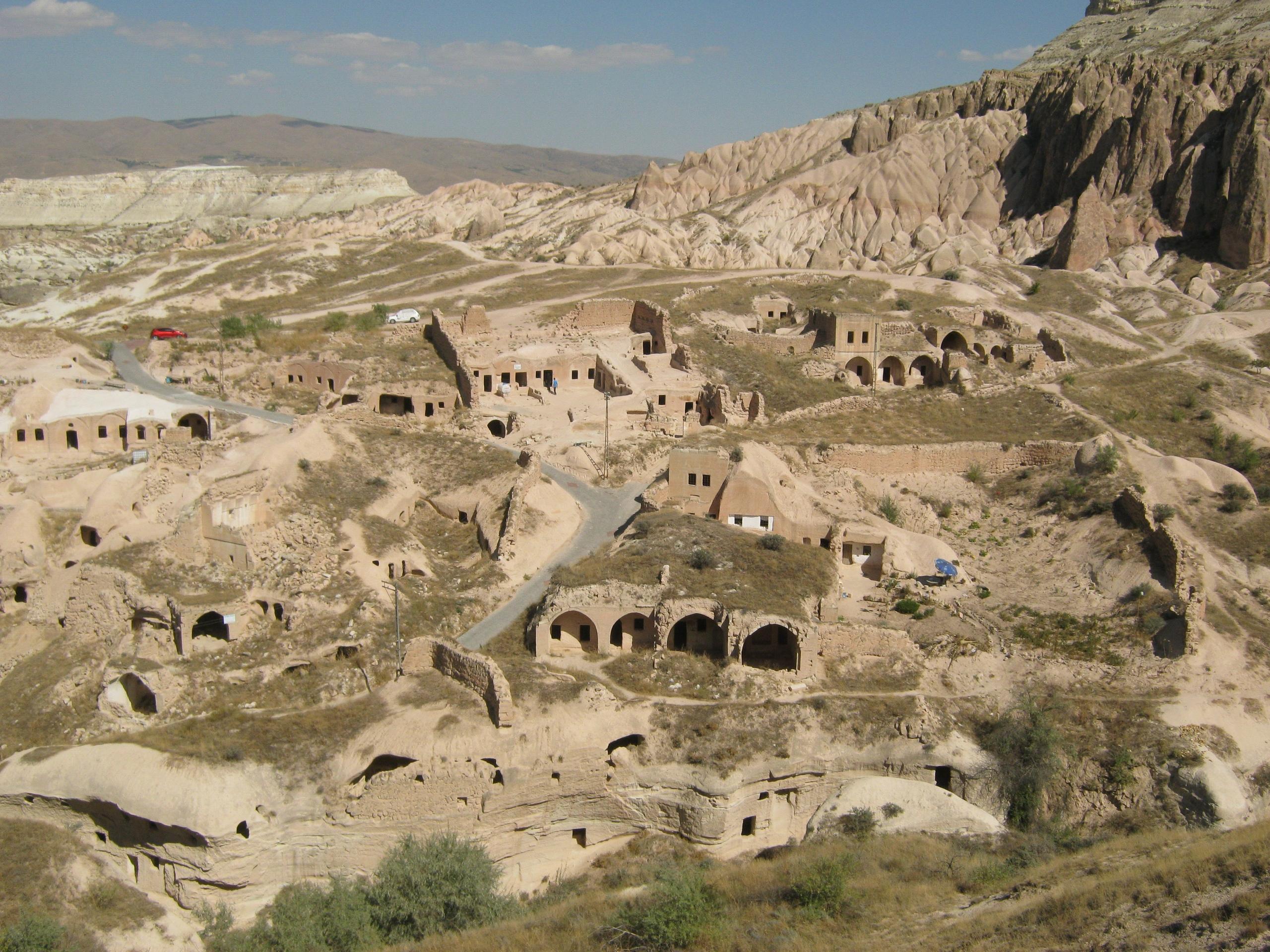 Выживание ума в пещерах и атипичных условиях