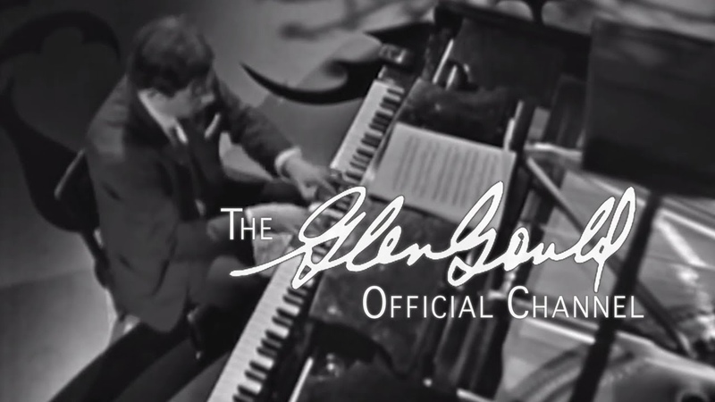 Glenn Gould - Prokofieff, Piano Sonata No. 7 in B-flat min III Precipitato (OFFICIAL)