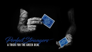 A card trick for the Greek Deal - PERFECT STRANGERS