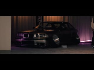 """""""loves cars but allergic"""" unripe×violent _the boy in the rabbit pans eye bmw e36 m3 bbs wheels"""