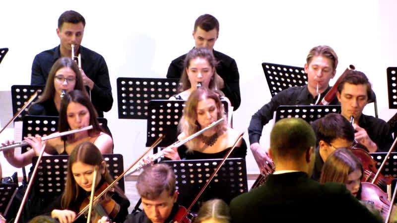 MVI 2799 Феликс Мендельсон Симфония № 4 Итальянская окончание смотрите начало MVI 2797 и продолжение MVI 2798