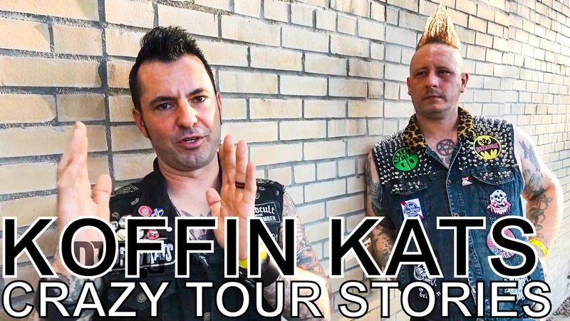 Koffin Kats - CRAZY TOUR STORIES Ep. 697