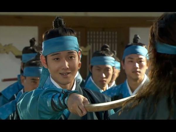 Пэк Тон Су Ё Вун и Чхо Либ против большой шайки недоучек с боккенами