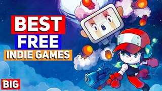 Top 25 BEST FREE Indie Games of ALL TIME