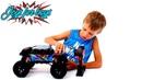 Радиоуправляемая машина амфибия / часть 1 • игрушки для мальчиков • модели машинок для бездорожья