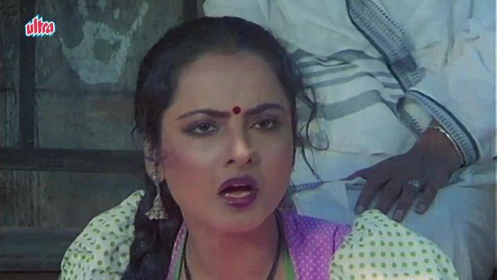 Baj Gayi Ghanti Rekha Asha Bhosle Bindiya Chamkegi Dance Song