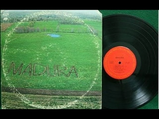 Madura   Madura 1971 USA, Psychedelic Jazz Rock