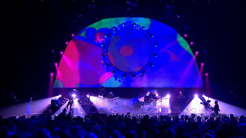 Echoes Part 2 performed by Brit Floyd - the Pink Floyd tribute show