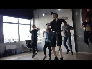 STRAY KIDS - EASY cover by ACE dance Space (4)