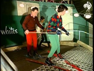 Indoor Ski School (1963)