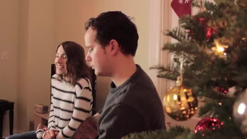 White Christmas кавер Bailey Pelkman Randy Rektor
