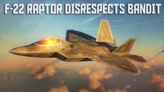 F-22 Raptor Vs Su-27 Flanker Very Disrespectful Kill. (BVR Fight) | Digital Combat Simulator | DCS |