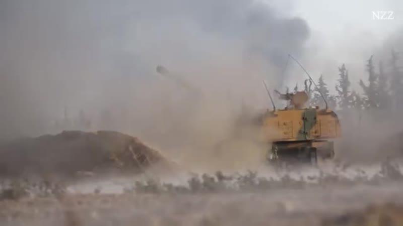 Türkei Gefährliche Eskalation in Idlib NZZ