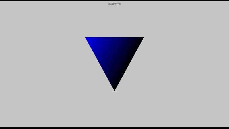 Треугольничек, но фрапс не крякнут 0_0