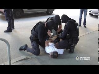 Харківські правоохоронці затримали іноземця, який перебував у міжнародному розшуку