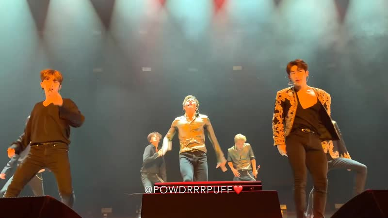 [VK][27.07.2019][Fancam] The 3rd World Tour WE ARE HERE in Houston - Jealousy(1)