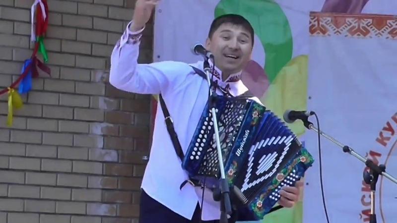 Пеледыш пайрем в Йошкар Оле Михаил Веселов