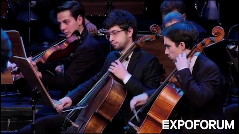 EF music Вальс из к c Петербургские тайны исполняет Симфонический оркестр Таврический