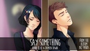 Anna Blue Damien Dawn- Say Something (official audio)