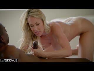 Brandi Love [Big tits, Big ass, Milf, Mom, Blonde, Blacked, Black&White, Interracial, Cumshot, Hardcore, Orgasm]