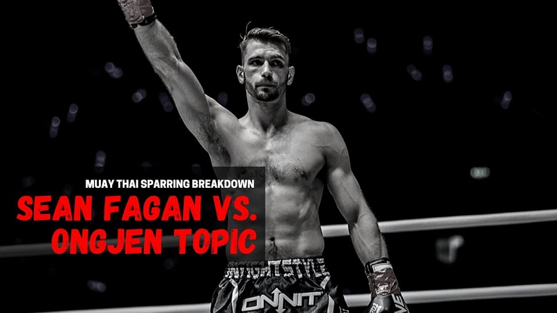 Muay Thai Sparring Breakdown: Sean Fagan vs. Ognjen Topic