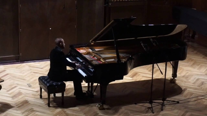 Pavel Nersessian plays Debussy Suite bergamasque Clair de lune Passepied
